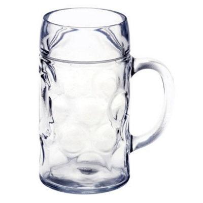 Bierkrug Classic 0,5l geeicht