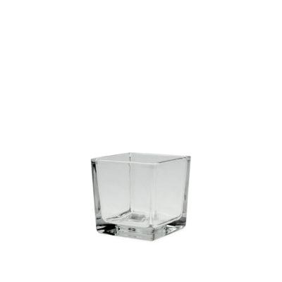 Glasquader | 7 x 7 cm