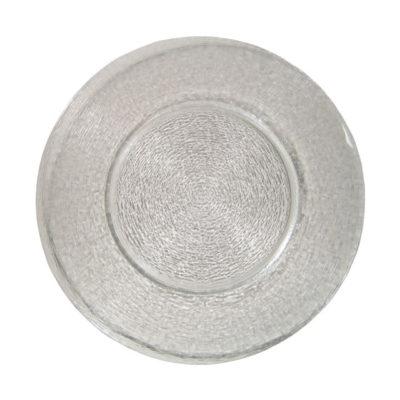 Glasteller Clear | rund Ø 33 cm