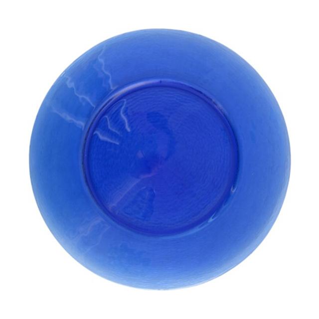 Glasteller Blue | rund Ø 33 cm