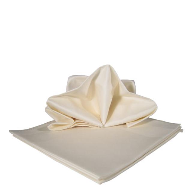 21211-eventtool24-Tischdecken-Tischdecke champagner | rund Ø 200 cm