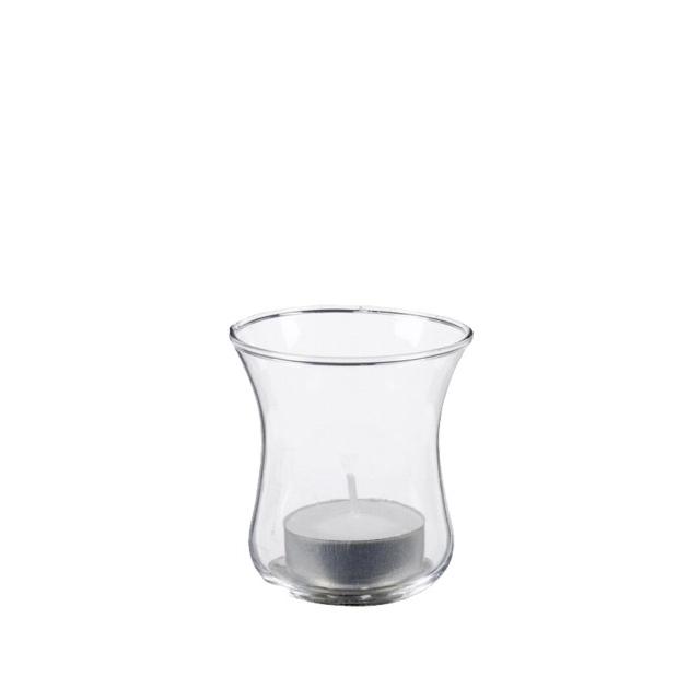 22119-eventtool24-Tischzubehör-Teelichtaufsatz für Kerzenleuchter