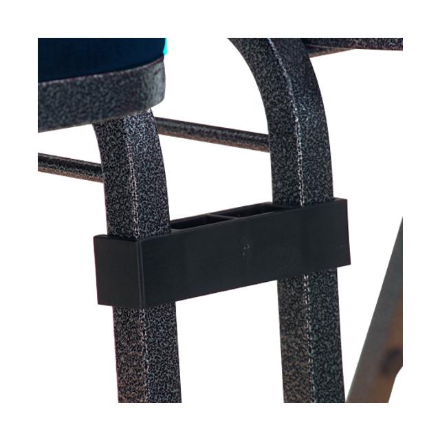 Reihenverbinder für Bankettstuhl kurz 6 cm