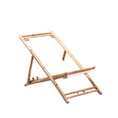 Liegestuhl Design – Bambus