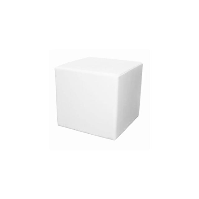 Lounge Cube weiß 45 cm