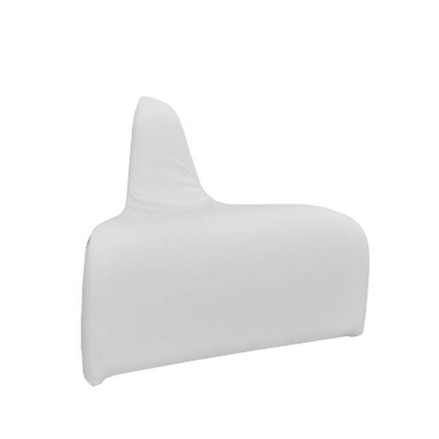 Loungesystem Wave Ecke aussen weiß