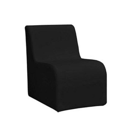 Loungesystem Wave Sessel 50 cm schwarz