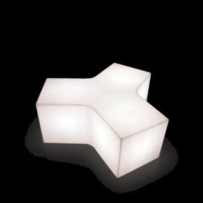 SLIDE | Leuchtmöbel Ypsilon 100 cm