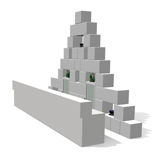 Bar-Set XXL-3T-3A