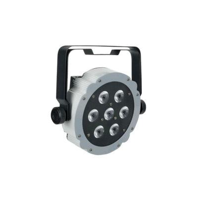 LED Compact PAR Scheinwerfer 7 x 3