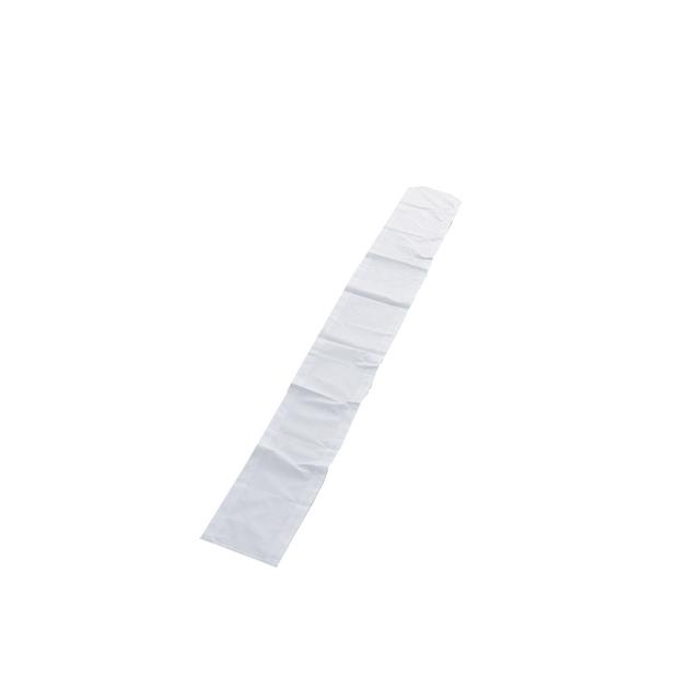 Faltpavillon Premium Regenrinne weiß | 3 m