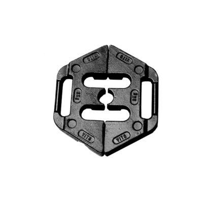 Faltpavillon Premium Gewicht Scheibe Gußeisen