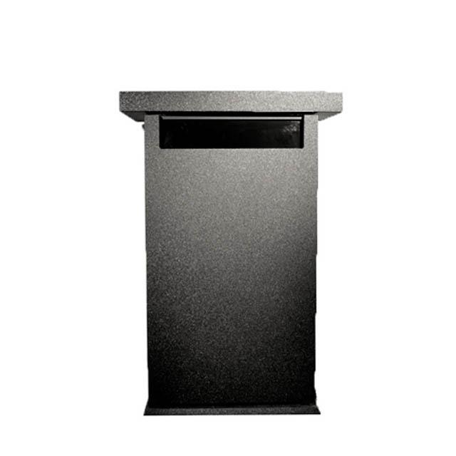 Rednerpult Standard schwarz