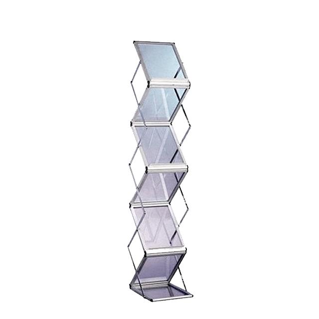 Prospektständer 6 x A4 faltbar