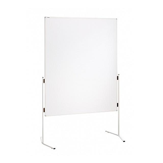 Moderationstafel weiß 120 x 150 cm