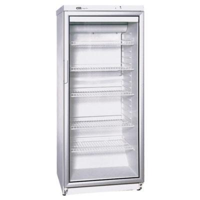 Flaschenkühlschrank mit Glastür