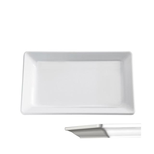 62140-eventtool24-Buffetzubehör-GN Platte Melamin weiß 1/1 | 3 cm