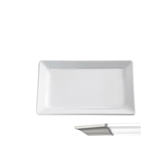 GN Platte Melamin weiß 1/2 | 3 cm