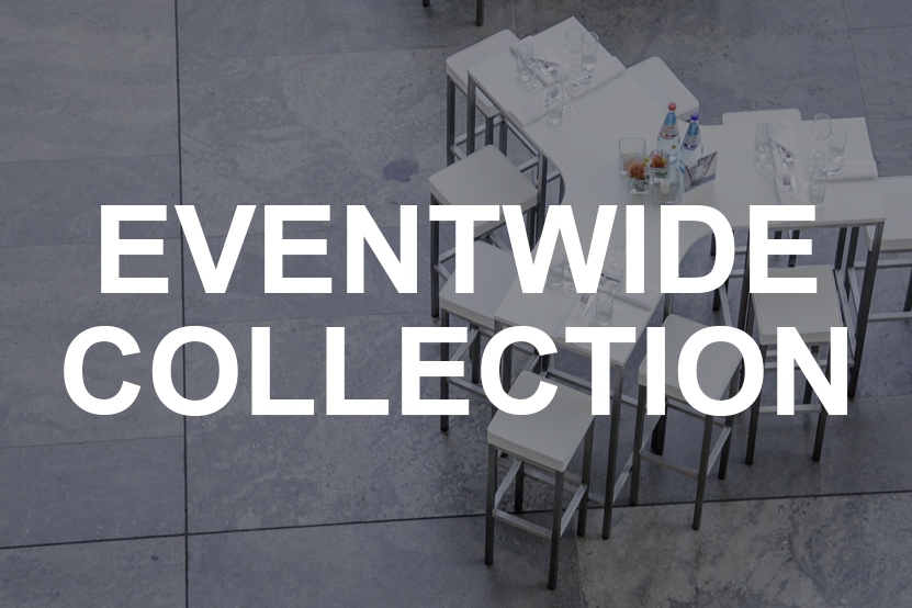 EVENTWIDE Collection Design Mietmöbel