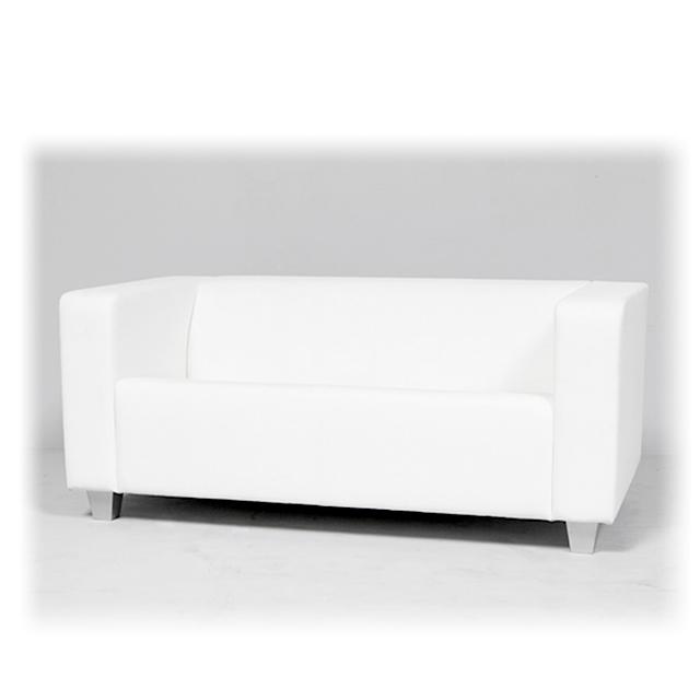 EVENTWIDE | 2er Sofa White
