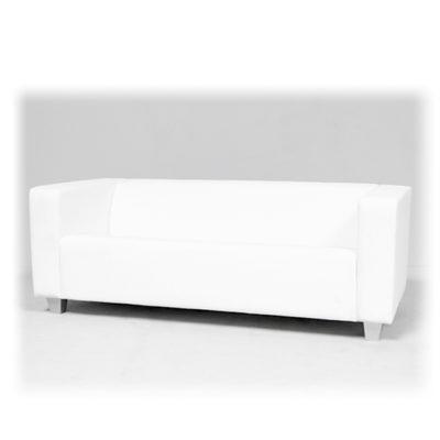 EVENTWIDE | 3er Sofa White