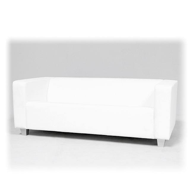 EVENTWIDE | 3er Sofa White