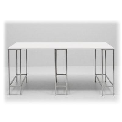 EVENTWIDE | Stehtisch White 250 cm x 100 cm