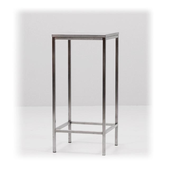 EVENTWIDE | Stehtisch Glas 50 cm x 50 cm