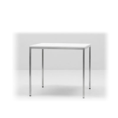 EVENTWIDE | Ess- / Buffettisch White 80 cm x 80 cm