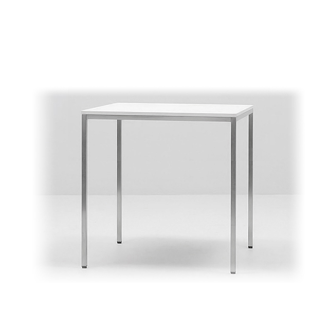 EVENTWIDE | Buffettisch hoch  White 80 cm x 80 cm
