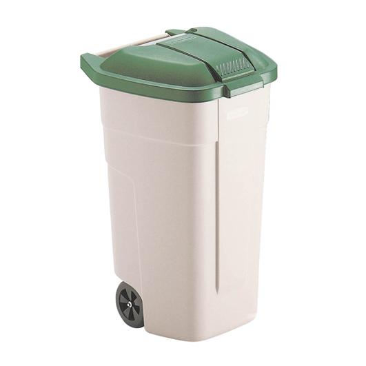 Mülltonne 100 l mit Deckel