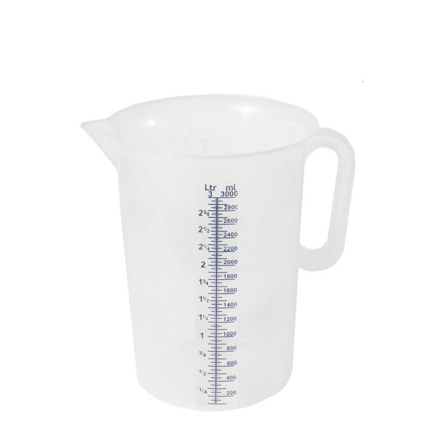 Kunststoff-Messbecher 3 l