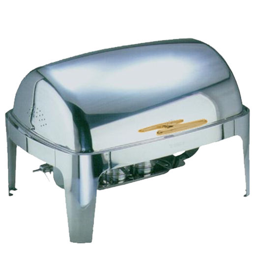 Chafing Dish Majestic | mit Rolltop