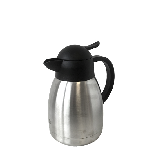 65118-eventtool24-Kaffeemaschinen & Kaffeezubehör-Thermoskanne classic | 1 l