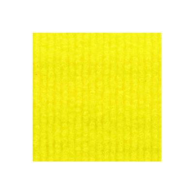 Teppichboden Rips gelb
