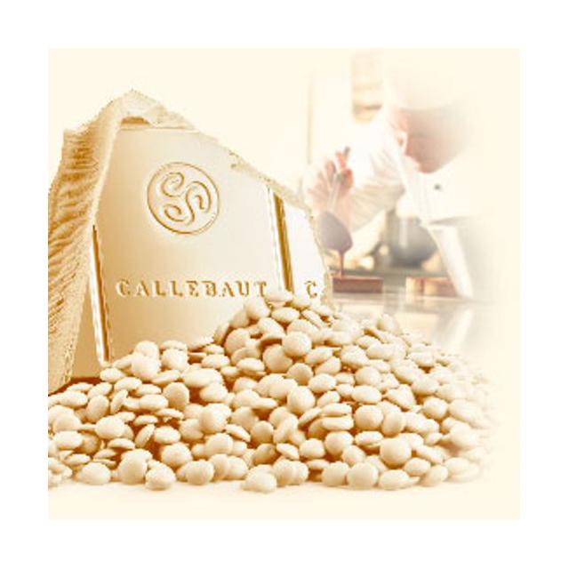Weiße Schokolade für Schokobrunnen 2,5 kg