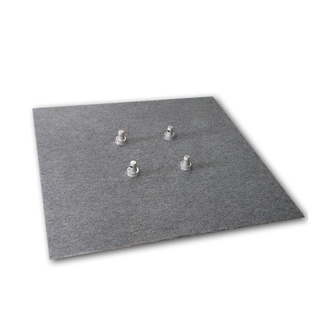 Traverse F34 | Bodenplatte 60 x 60 cm