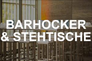 EVENTWIDE Barhocker & Stehtische mieten