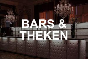 Stilvolle Bars und Theken von EVENTWIDE