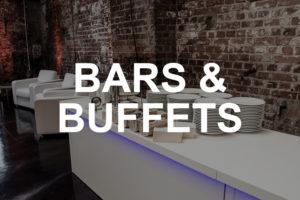 Bars & Buffets mieten