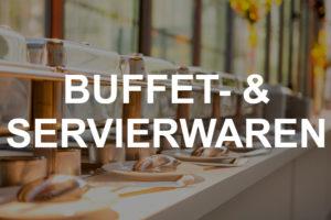 Buffet- & Servierwaren mieten