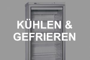 Küchenausstattung zum Kühlen & Gefrieren