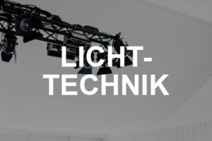 Lichttechnik mieten