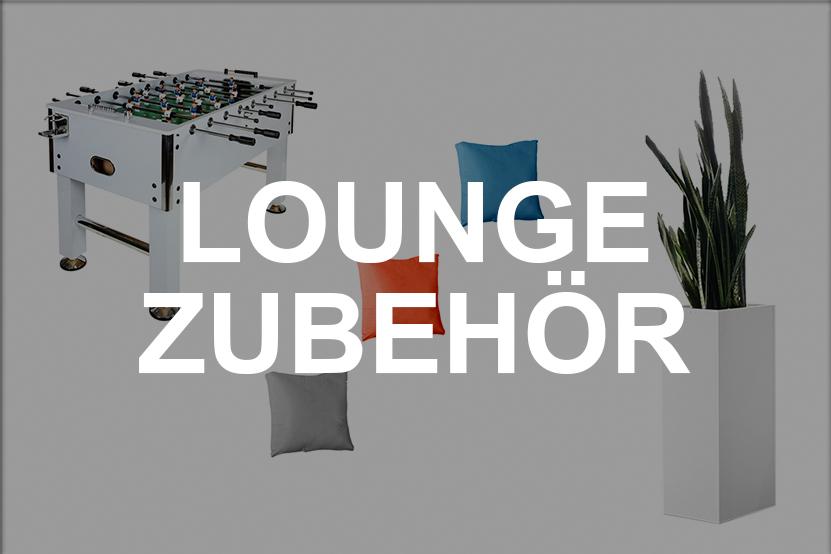 EVENTTOOL24 Lounge-Zubehör mieten