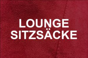 Lounge Sitzsäcke