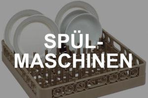 Spülmaschinen mieten