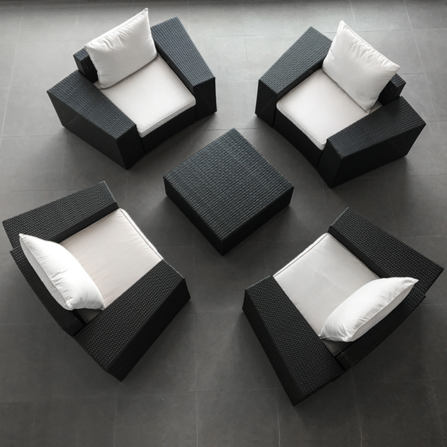 lounge paket rattan 1 mieten rattan m bel eventtool24. Black Bedroom Furniture Sets. Home Design Ideas