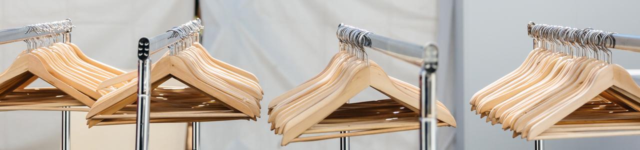 (Bild) Garderobe Empfang Möbel mieten