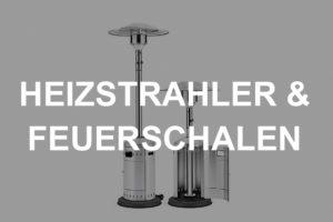 Heizstrahler-Feuerschalen mieten