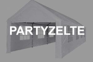 Partyzelte mieten